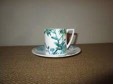 New Wedgwood JASPER CONRAN Chinoiserie White Espresso Demitasse Cup & Saucer