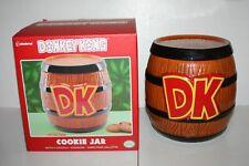 DONKEY KONG CERAMIC Cookie Jar-Super Mario-Nintendo-Nouveauté-New Boxed