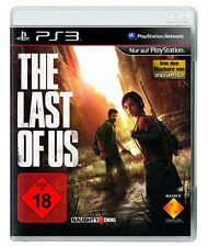 The Last Of US | Sony PlayStation 3 Ps3 Spiel