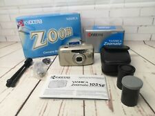 Yashica Zoomate 105 SE 35mm AF Compact  Camera NICE Working order, gift kit