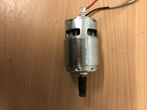 Black and Decker Gwc3600 Replacement 36 V DC Motor Used Once Ezaid 90589869-01