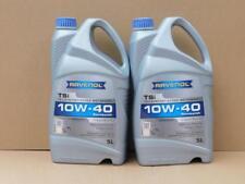 4,02€/l Ravenol TSi 10W-40 2 x 5 Ltr teilsyn Motoröl ACEA A3/B4
