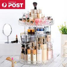 360° Rotating Makeup Organiser Storage Cosmetics Holder Display Stand AU SELLER