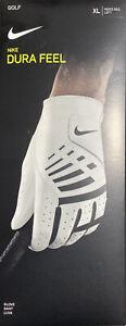 NEW IN BOX** Nike Dura Feel Golf Glove (XL Men's Reg, LEFT)