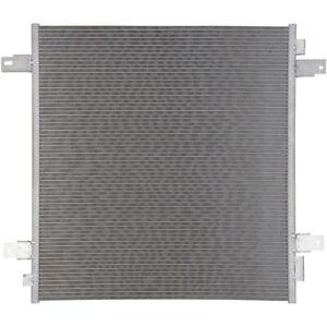 A/C Condenser For 11-18 Infiniti QX56 QX80 Nissan Armada 5.6L V8 Great Quality