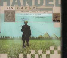 George Frideric Handel(CD Album)Handel: Messiah, Israel In Egypt-New