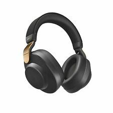 Jabra Elite 85h Noise-Cancelling Headphones, SmartSound, Voice Assistant, Copper
