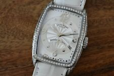Armand Nicolet TL7 Swiss Automatic Factory Diamond Case and Bezel Watch