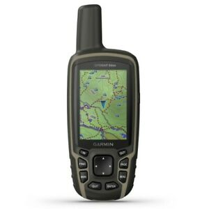 Garmin GPSMAP 64sx with U.S. TOPOActive Maps, Compass and Altimeter 010-02258-10