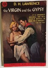 THE VIRGIN AND THE GYPSY by D.H. Lawrence (1952) Avon pb #449