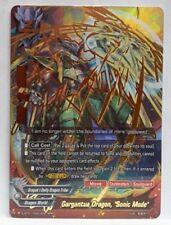 "Future Card Buddyfight Gargantua Dragon, ""Sonic Mode"" S-BT01/0001EN RRR N-Mint"