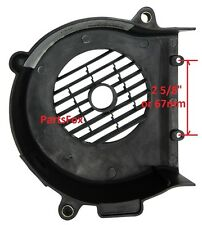 Plastic Cooling Fan Cover Right Side GY6-125cc 150cc 157QMJ engine part Scooter