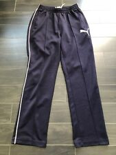 Puma Heritage Edition track & field Sweatpants Navy L large rare