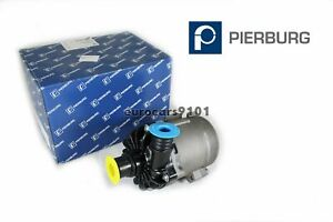 New! BMW 550i Pierburg Turbocharger Auxiliary Water Pump 706033440 11517566335