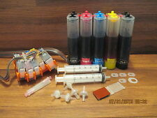 REFILLABLE BUlK INK CIS CISS WITH CHIPS FOR HP PhotoSmart 5510 5511 5512 564XL