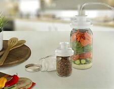 New listing FoodSaver Regular & Wide Mouth Vacuum Jar Sealers & Hose Set Factory Sealed