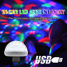 3PCS USB Mini RGB LED Disco Stage Light Party Club DJ KTV Xmas Phone Ball Lamp