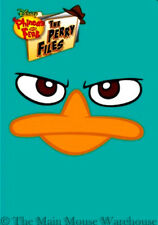 Disney Channel Phineas and Ferb The Perry Files 14 Hilarious Episodes New on DVD