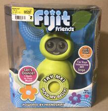 2011 Mattel Fijit Friends Sage Interactive BFF Robot - Rare!!