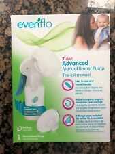 Evenflo Advanced Single Manual Breast Pump