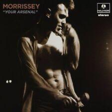 MORRISSEY Your Arsenal 180gm Vinyl LP Remastered Gatefold NEW & SEALED Smiths