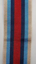 British, Medal Ribbon For Afghanistan Medal, Full Size. United Kingdom.