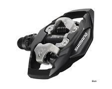 Pedales Bici MTB Shimano PD-M530 SPD Negros Sistema Pedal Mountain Bike