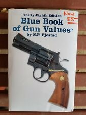 38th Edition Blue Book Of Gun Values Handgun Rifle Shotgun Pistol Revolver New