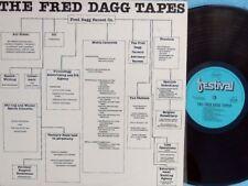 Fred Dagg ORIG OZ LP Fred Dagg Tapes NM '79 Festival John Clarke Comedy