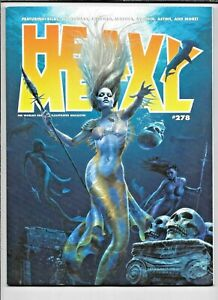 Heavy Metal #278 Court Of The Dead 2015 Special Bilal Moreno 6.5 FN+ 1977 Series