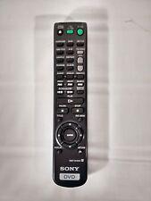 Sony RMT-D126A DVD Remote Y157 DAV-L7100, DVPNS3, DVP-NS300, DVP-NS300B, DVP-NS