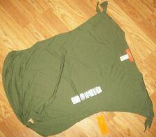 CYNTHIA STEFFE Cap Sleeve Side Tie Longer TUNIC Top Shirt Womens LARGE  $75 NEW