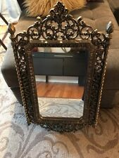 1971 HOMCO GOTHIC Medieval MIRROR OR PICTURE FRAME  HOMCO # 2041 MADE IN THE USA