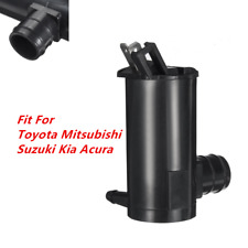 Windshield Washer Pump Motor Fit For Toyota Mitsubishi Suzuki Kia Acura Credible