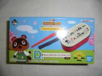 Ichiban kuji Animal Crossing Lunch Box Japan NEW D Prize