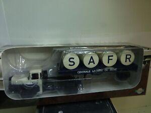 1/43 IXO CAMION SEMI REMORQUE UNIC SAFR