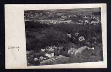 109304 AK Elblag Elbing Ostpreußen um 1916 Fotokarte Luftbild Villa Wohnhäuser P