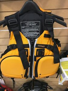 Stohlquist Fisherman PFD (SM/MED)