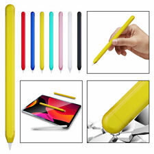 For Apple Pencil 1st / 2nd Gen Hard Case Protective Cover Pen Holder Sleeve