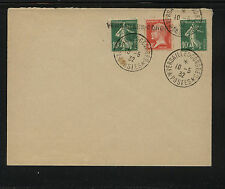 France   Versailles   congress cancel  cover  1932              KL0630