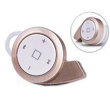 Lightweight Bluetooth Headset Handsfree Earphone HD MIC for Samsung Note 8 5 4 3