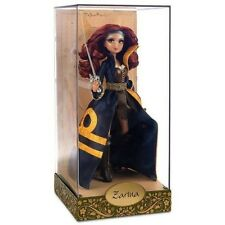 NIB Disney Store Designer ZARINA Pirate Fairy Collection Doll Limited Edition
