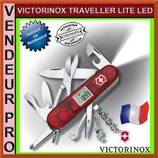 COUTEAU SUISSE VICTORINOX TRAVELLER LITE 27 OUTILS NEUF 1.7905.AVT PRO/FRANCAIS