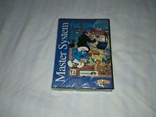 The Smurfs Sega Master System sealed