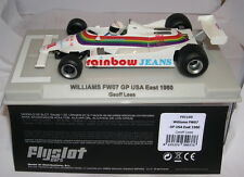 FLY FLYSLOT F01105 WILLIAMS FW07 #51 GP USA EAST 1980 GEOFF LEES MB