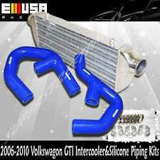 EMUSA 06+ vw golf gti mk5 mkv 2.0T fsi front mount bolt-on intercooler kit