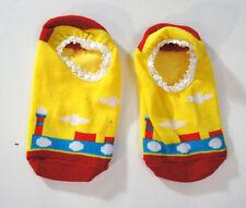 6 Set -Toddler Sneaker Socks Baby Sleep Non-Skid Slipper Shoes Infant Boy/Girl