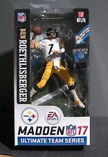 IN-STOCK NOW!! McFarlane EA Sports Madden NFL 17 Ser 2 BEN ROETHLISBERGER