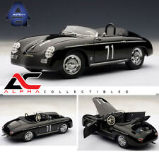 Autoart 77866 1:18 Porsche Speedster 356A #71 Steve Mcqueen Versão Preto
