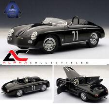 Autoart 77866 1:18 Porsche Speedster 356A #71 Steve McQueen versión Negro